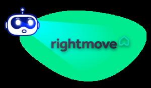 Illustration Scraping Bot Rightmove