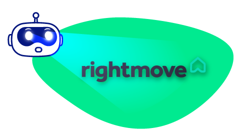 Illustration Scraping Bot Rightmove