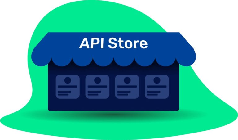 Merchant Store for Web Scraping API
